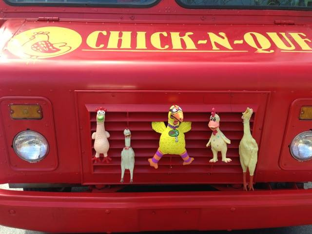 Padgett Business Services of NC - Client of the Month - Chick-N-Que