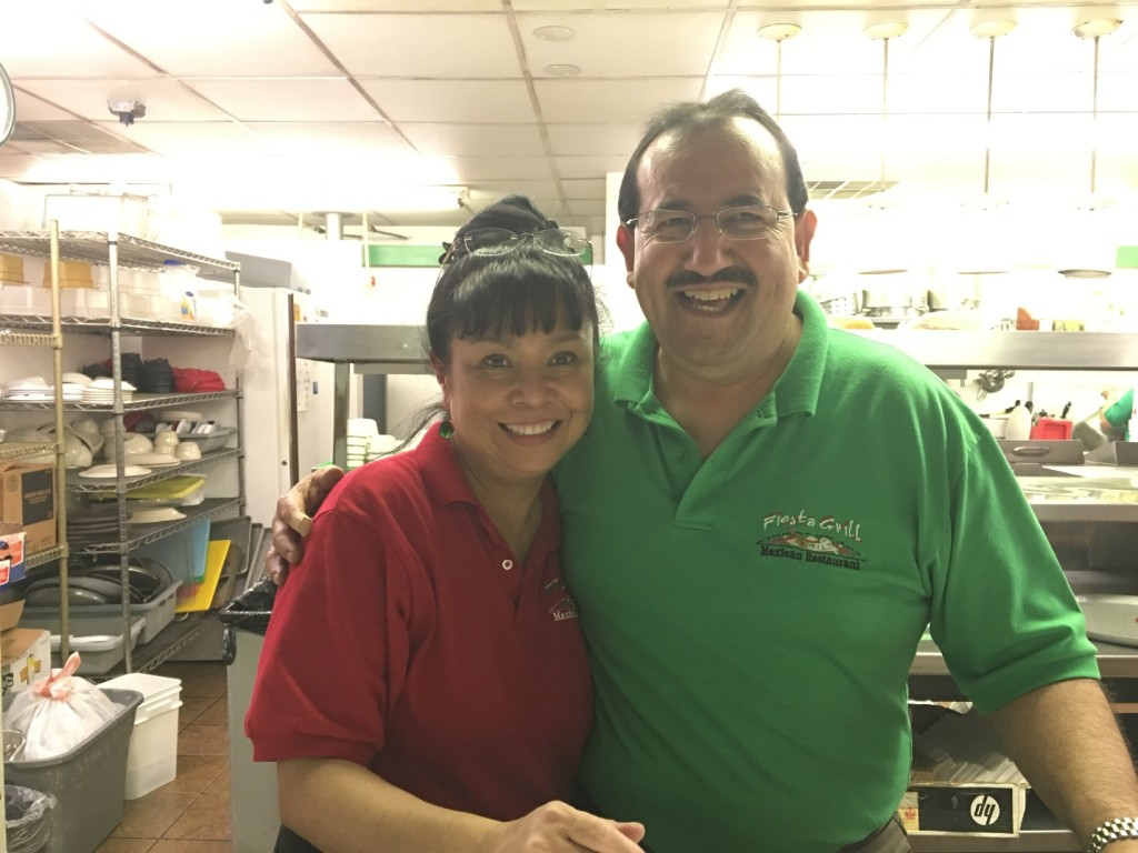 Fiesta Grill - Padgett of NC - padgettnc.com - Client of the Month - March 2016
